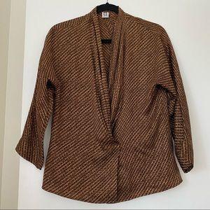 VINTAGE Anne Klein Union made blouse